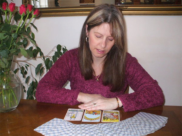 Trudi Smith Psychic Tarot Kent