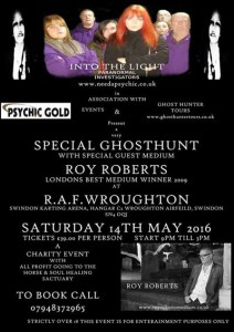 Ghost Hunt 14th May 2016