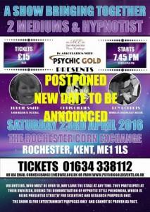 Postponed Event